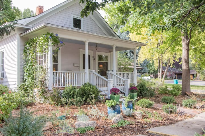 Charming Two-Room Suite in Old Town - Fort Collins - Rumah