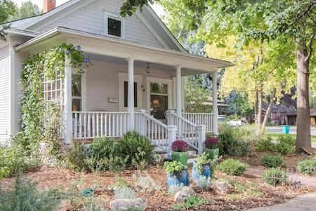 Charming Two-Room Suite in Old Town - Fort Collins - Hus