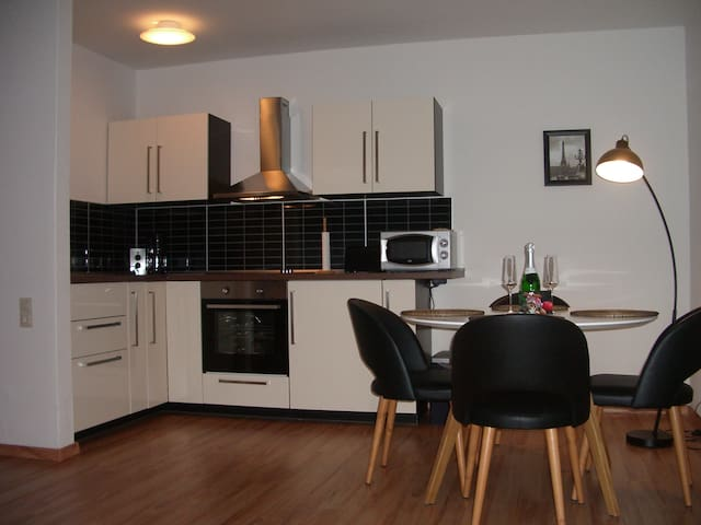 Schönes Apartment in Toplage - Winterberg - Huoneisto