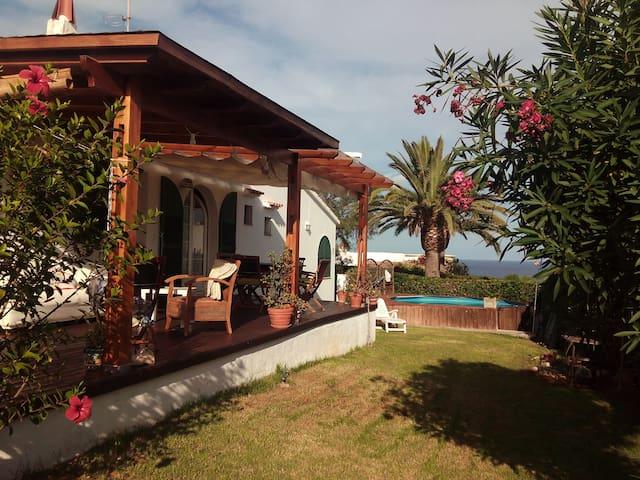 Casa en la costa sur de Menorca - Sant Lluís - Hus