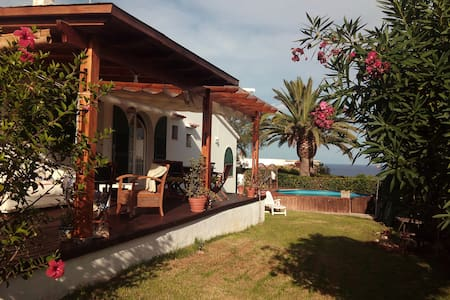 Casa en la costa sur de Menorca - Sant Lluís - Huis