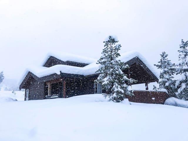 Lodge at Bøanedsetra, Stryn
