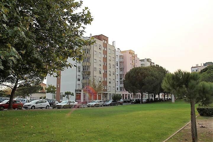 Apartment at Leiria