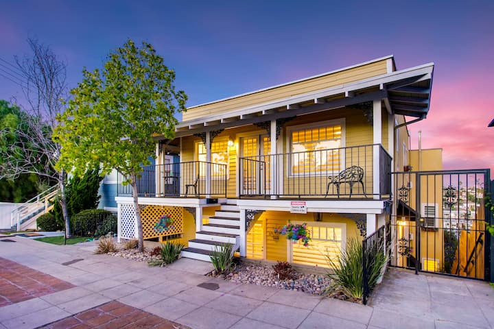 ❤️Casa San Diego 2Bdr in North Park by Gaslamp/Zoo