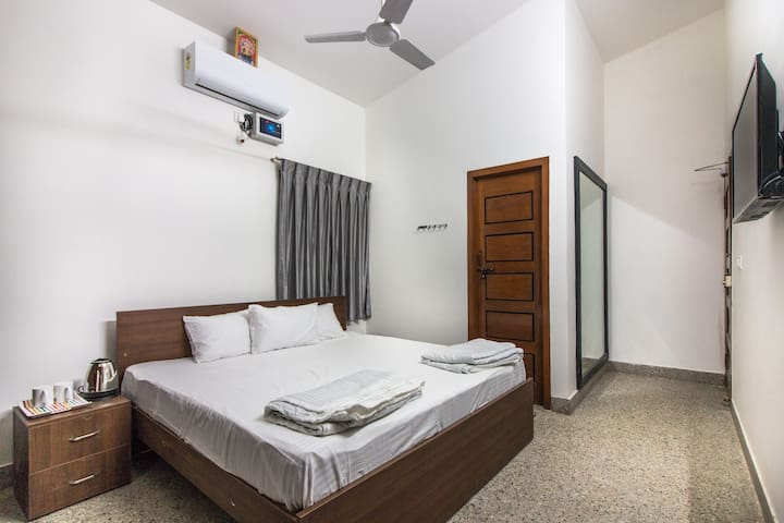 BPP Bengaluru-AC Double Private Room