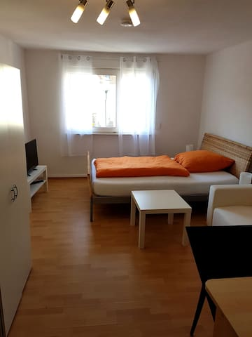 Zimmer Nr. 2 bis 2 Personen in Pfungstadt Mitte - Pfungstadt - Apartment