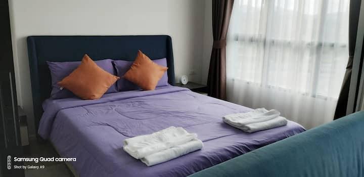 One Bedroom Suite at Sujinda Phuket Home Condo