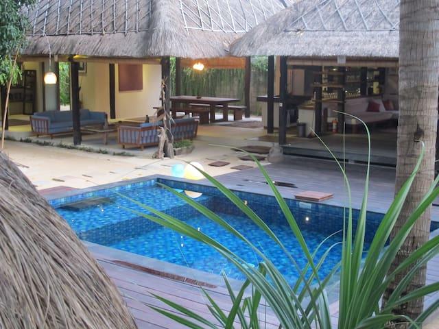 Villa Samudera Nusa Lembongan