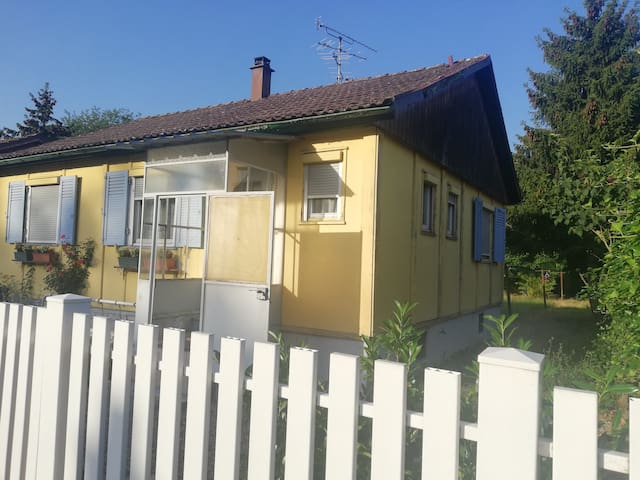 Petite maison au prix d'une chambre