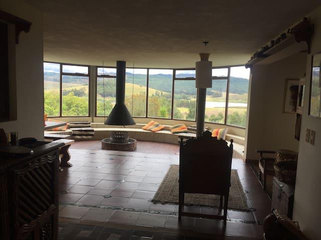 Casa San Mateo, Suesca (Cundinamarca)