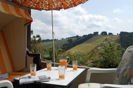 Bergblick - Sankt Andreasberg - Daire