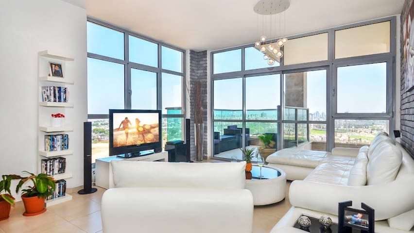 Luxury apartment next to the beach - Rishon le zion - Appartement