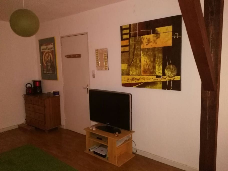 TV et Espace Café/Thé