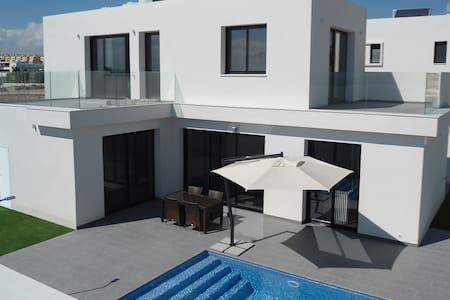 Luxueus overnachten in moderne villa - San Fulgencio - Villa