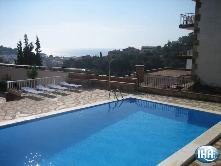Bonito apartamento en Tossa de Mar.