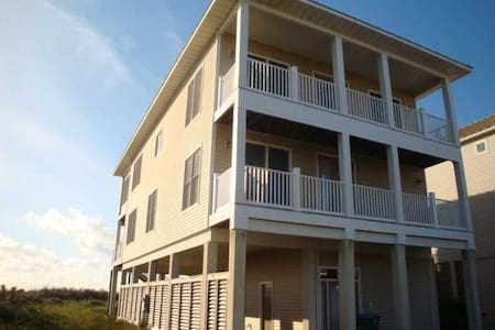 Winter makes you think of Islands! Book Now! - Saint George Island - Hus