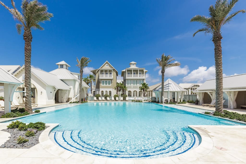 Gorgeous Resort Pool - Enjoy what Palmilla Beach has to offer!