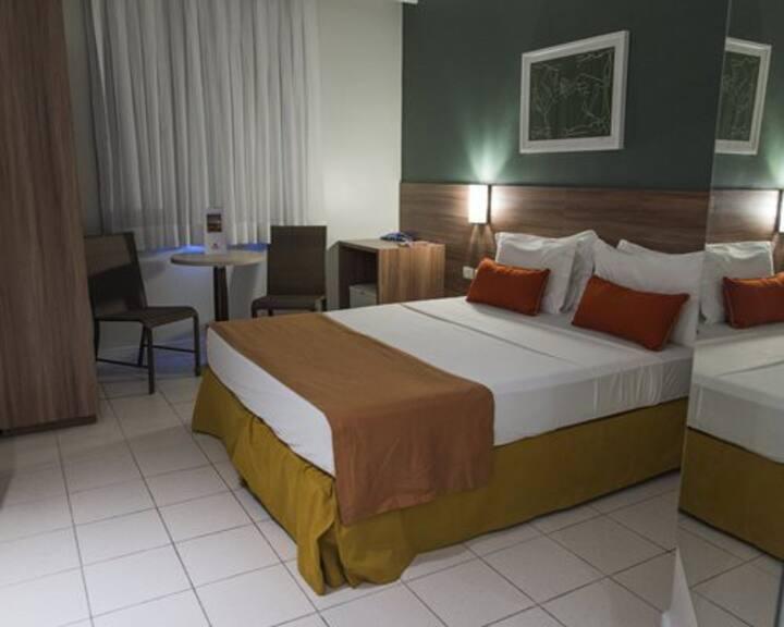 Oceani Beach Park Hotel, Brasil