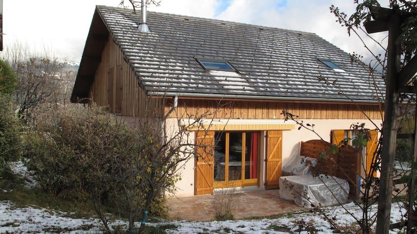 Grande maison 135m² - Savoie - 12p - St Jean de Maurienne - 獨棟