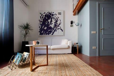 Sicily - Modern and artistic central loft