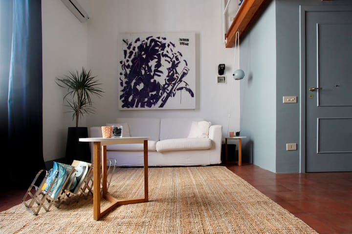 (L1) Sicily -  Artist loft in premium location