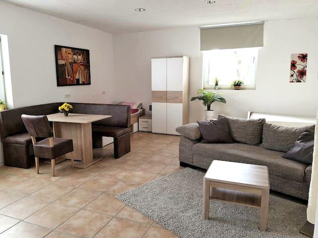 A3: Schönes, modernes Apartment in zentraler Lage