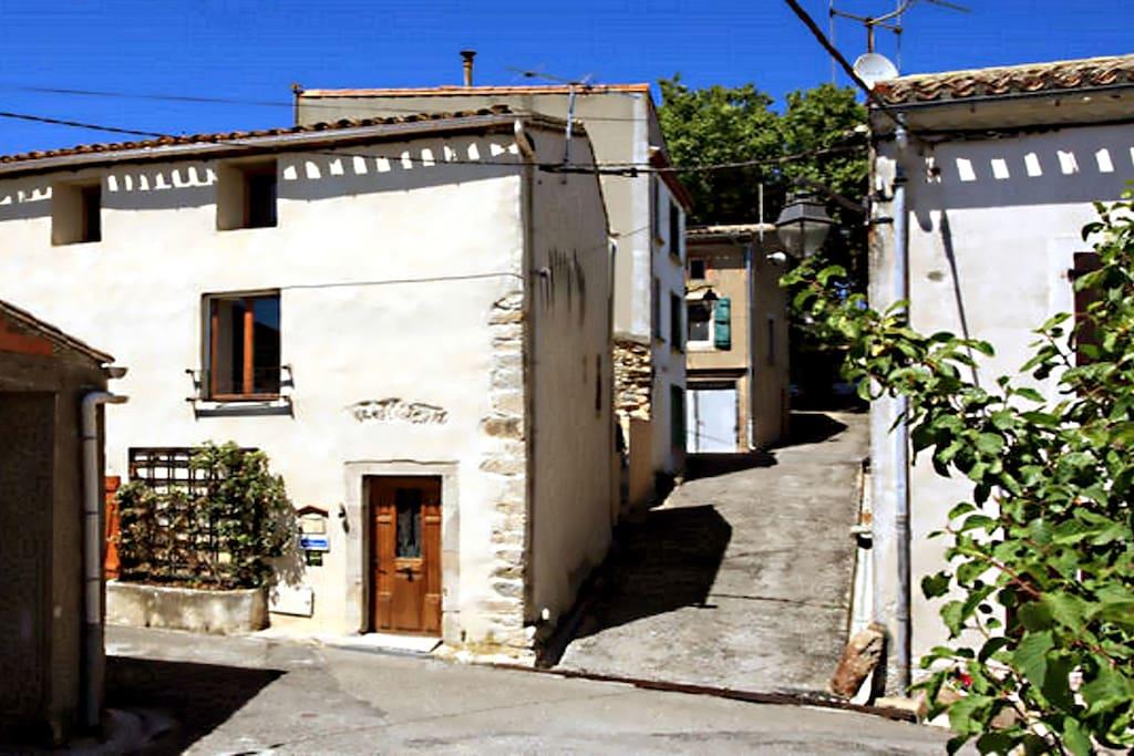 Bienvenue au gite le Ronsard :  maison de village en pierre label 2* CLEVACANCES