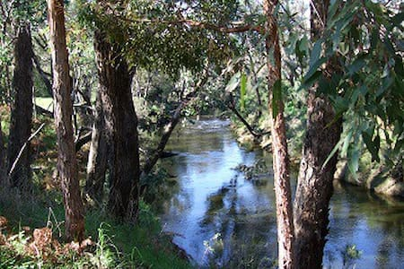 Nannup Riverview Cottage - Barrabup - House