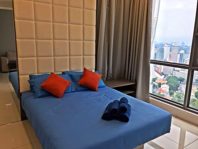 #_04 Robertson 1BR Bukit Bintang Kuala Lumpur