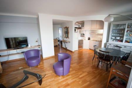 3Pces Centre  Design & SPA/JACUZZI - Cannes - Apartment
