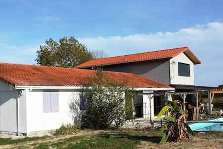 Villa  idéale  pour les vacances en famille - Mimbaste