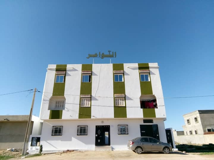 Appartement Sidi Bouzid @enouamer