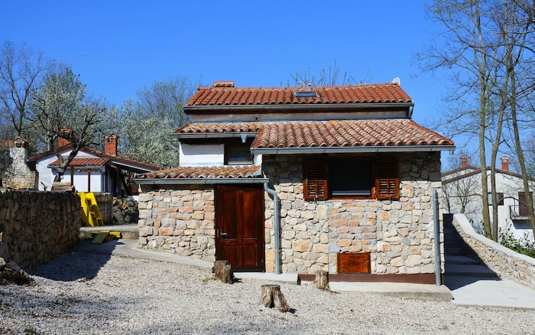Traditional Istrian House (5 pax) - Boljevići - Vacation home