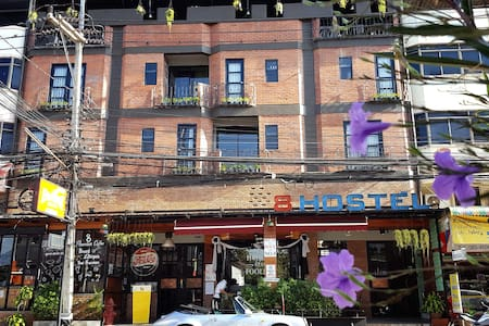 The 8 Factory Hostel @ Phitsanulok Ancient City - Phitsanulok