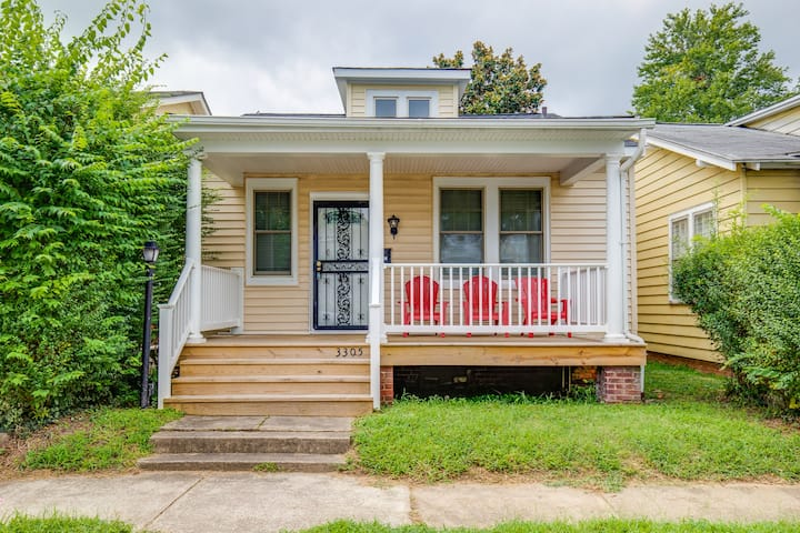 Carytown 2 Bedroom House You Need To See!