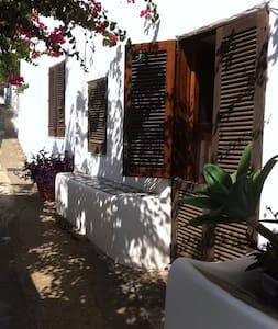 STROMBOLI: accogliente bilocale - 斯特龙博利岛 (Stromboli) - 公寓