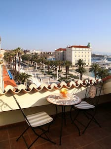 Riva Terrace Sea View Apartment - Split