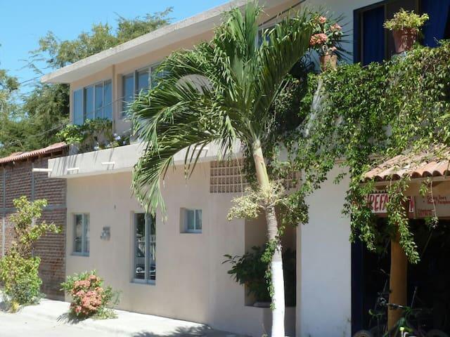 Apartment El Velero (The Sail) - La Manzanilla - Huoneisto