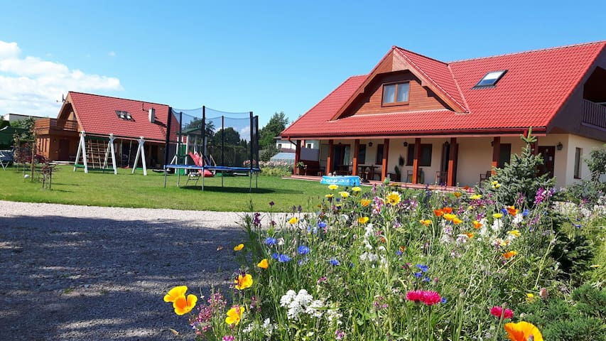 "Perfect Family holiday house by Riga -""Marupmaja""!"