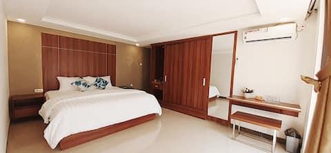 Sentolo Resort  Islamic Villa  with River Side