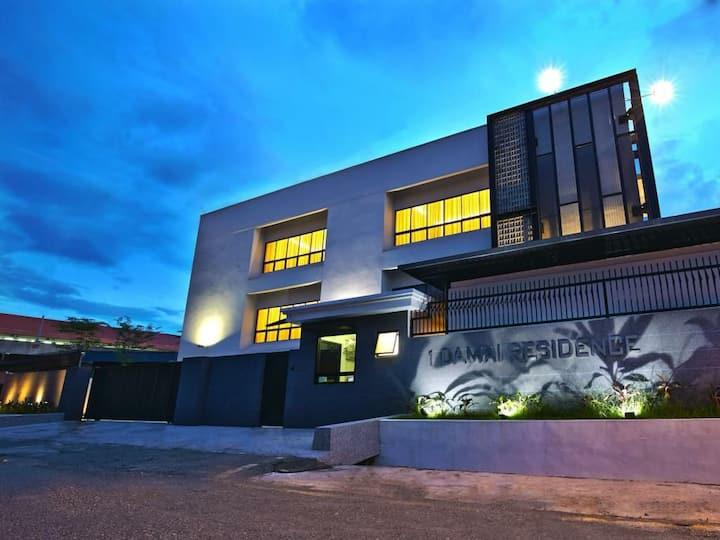 Luxury 1 Damai  Villa KLCC#1-3A