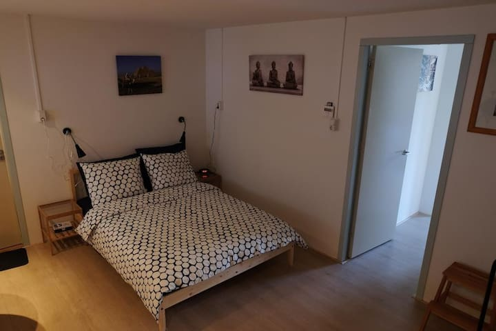 Modern appartement in hartje Opperdoes - Opperdoes - Apartment