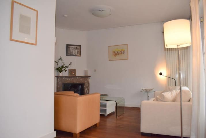 Great location, big appartment in Amsterdam