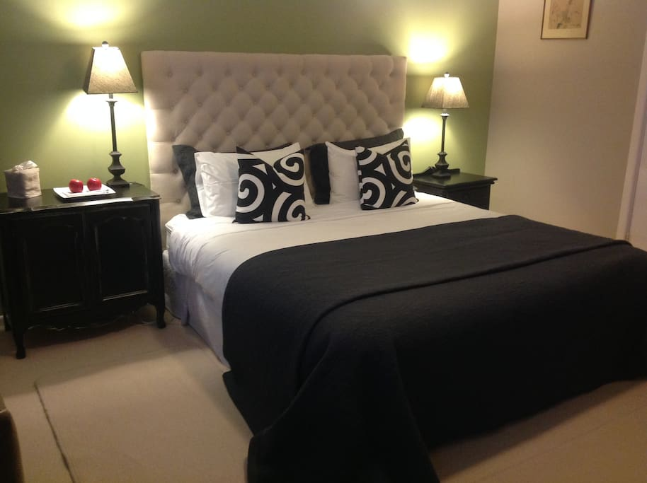 High End Guest Room with Ensuite