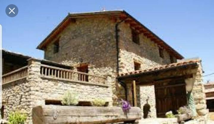 Casa rural al Parc Natural del Cadì, 2 personnes.