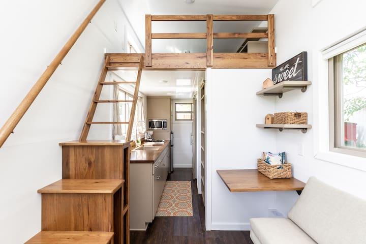 Tiny Home located at new RV Resort near Austin, TX