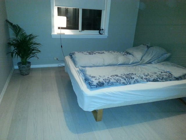 Lovely apartment, 5 min by bus to the city center! - Bergen - Daire