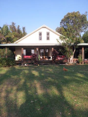 Massive Farm House in Byron - Ewingsdale - Haus