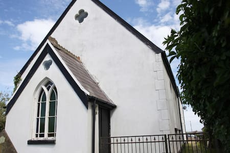An 18th Century one bed roomed converted chapel