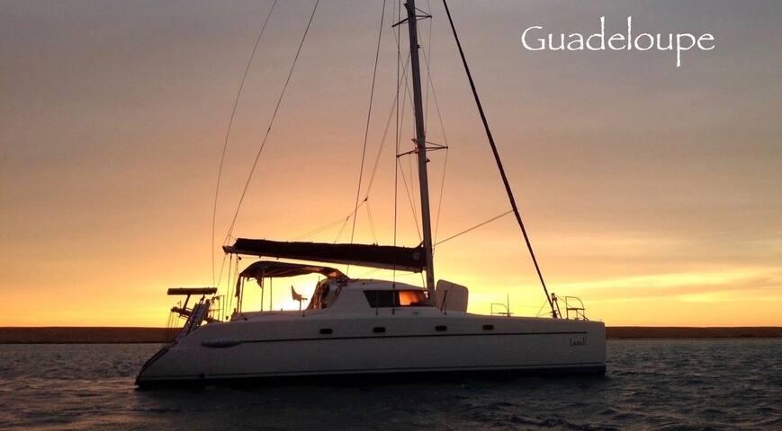 Lazuli Sailing Guadeloupe